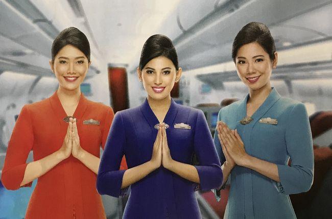 バリ経由での香港からのティモール遠征。バリまでは、ガルーダインドネシア航空に搭乗!