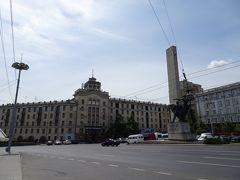 4日間ウクライナ/沿ドニ/モルドバ旅行*その3・キシニョフ