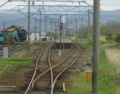 ローカル私鉄に乗りに、新緑の津軽地方へ【その2】 弘南鉄道弘南線と、黒石のB級グルメ