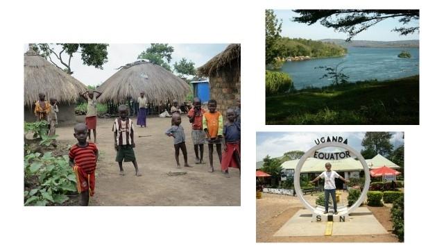 NPOによる南スーダンからの難民支援の案件で、アフリカの赤道直下の国ウガンダに滞在。