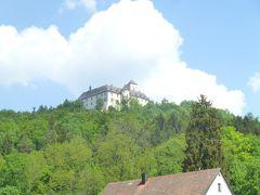 2018年ドイツの春:④フランケン・スイス地方の古城群:ドイツの英雄クラウス・シュタウフェンベルグ大佐ゆかりの城を訪ねる。