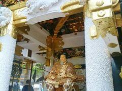 平成の大修理竣功の「日光東照宮」と、日本最古のクラシックホテルでランチ