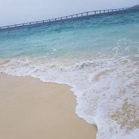 6月の宮古島ビーチ〜わいわい、間那津、シギラ