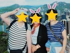 女子旅 韓国ソウル