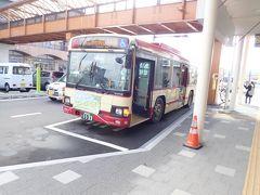 長野旅(7)偶然やって来た長野電鉄屋代線代替バスに飛び乗って(松代ー須坂)バスの旅