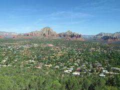 アメリカ ラスベガスと大自然グランドサークル6日間の旅 <7> セドナ〜セリグマン