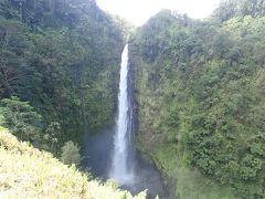 ハワイ島(15)癒しのパワースポット・アカカの滝