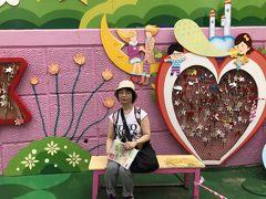 ジーンエアーで行く仁川国際空港、仁川ロケ地巡り,童話村。