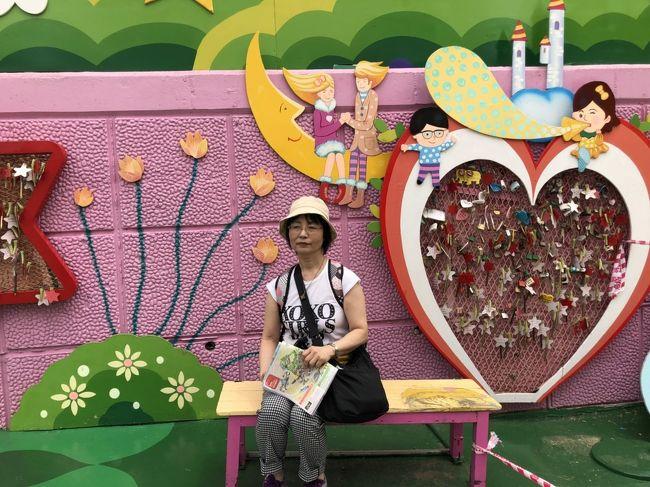 ジーンエアーで行く韓国。イベントあとの、ドラマロケ地巡り。ついでに観光。初めての仁川は、結構な観光地でした!<br />
