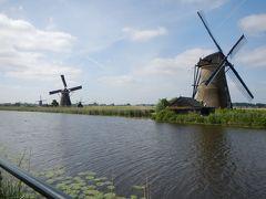 2018年イーペル猫まつり+@の旅・・7日目オランダの原風景・・キンデルダイク♪