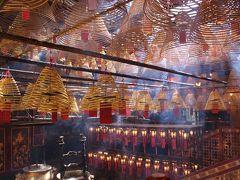 香港'18〜エビワンタンと飲茶と