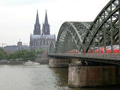 2018年6月 オランダ・ベルギー・ドイツの旅(7) ケルンの大聖堂とブリュール・ボン途中下車