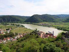 オーストリア旅行記3 ~ドナウ川下りとデュルンシュタイン