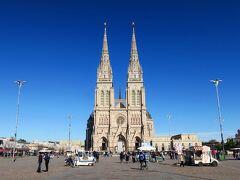 2018 ブエノスアイレス郊外のルハンへ大聖堂を見に