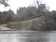 九州縦断旅(15)人吉城跡と願成寺