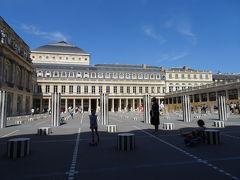 国鉄ストを気にしながらフランス二週間の旅 (5) パリ パレロワイヤル 完