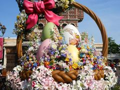 2018年春!:TokyoDisneySea!東京ディズニーリゾート35周年'Happiest Celebration!'&'Disney'sEASTER'でEggHuntを堪能しに行く!(家族で)