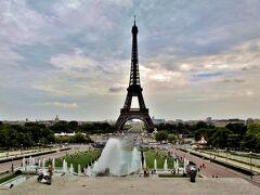 2011 イタリア,フランス10日間 11.華麗なる都、パリ