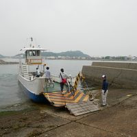 徳島鳴門、市営渡船で三つの島巡り&鳴ちゅるうどんと徳島ラーメン編
