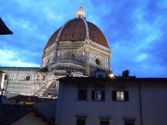 花と芸術の都、フィレンツエでのんびり滞在11日間。ドーモが眼の前に見えるテラス付きのアパートメントで暮らして、気分はプチ・トスカーナの休日