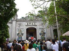 ベトナム建国の礎を築いたフン王の寺、フン王命日祭