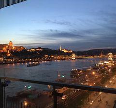 ☆春のプラハでモルダウを~♪.:* ハンガリー・スロバキア・チェコ周遊10日間☆vol.3 ブダぺスト到着。ドナウ川の絶景を望むマリオット・ブダぺスト☆