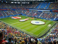 ロシアワールドカップの旅 サンクトペテルブルグ編