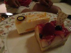 梅雨明けの沖縄へ(7)アリビラ・佐和の寿司食べ放題とラウンジ・アリアカラで生演奏を聴きながらオリジナルケーキを楽しむ女子旅?