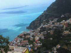 492. Italy ポジターノ・アマルフィコーストをドライブ [イタリア6回目編Part4]