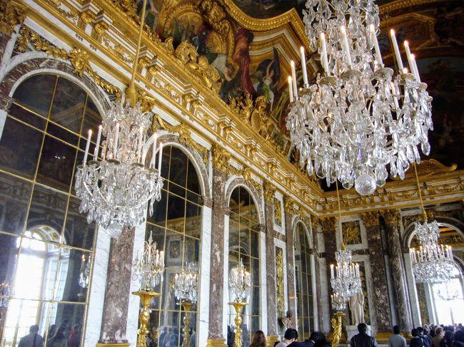 2010春【パリ】ヴェルサイユ宮殿