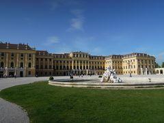 オーストリア旅行記4 ~新緑シェーンブルン宮殿とウィーンで一番おすすめレストラン