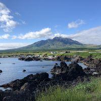 初夏に行く、離島の花休日。初めての利尻島・礼文島とちょこっと稚内...2018.6�