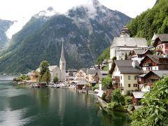シニアWカップル・オーストリアのんびり旅④ザルツカンマーグート(ハルシュタットとグムンデン街歩き)その1