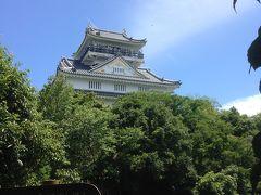 岐阜城を攻める
