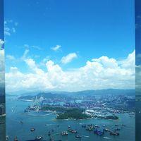 ひたすら暑い香港ぶらぶら3泊4日