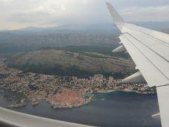 アドリア海の美しい街、ぐるっと満喫①ドゥブロヴニクへ出国!