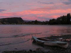 レンタカーで巡る年末年始のニュージーランド・2週間の旅〈13〉 ~山火事の跡が生々しいワナカ・夕方の街歩き~