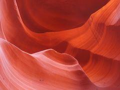 アメリカ国立公園ツアー6・・・6/2 ロウアーアンテロープキャニオン