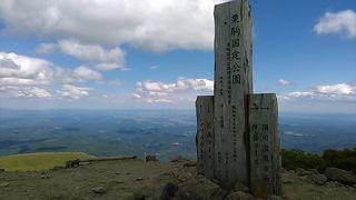 岩手の山旅1 18年ぶりの栗駒山