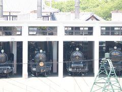 近鉄特急に乗って大和路経由で京都へ。46年ぶりに京都鉄道博物館を見学