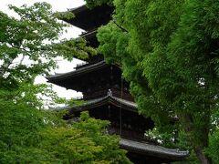 京都1泊駆け足観光2日目は広隆寺、仁和寺、東寺で国宝仏像を参観。