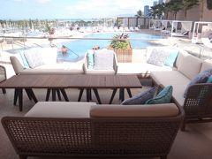 JALビジネスクラスで行くハワイ ⑩ 2017年4月NEW! ハワイのホテル『プリンス ワイキキ』は日本人にとって快適なホテルに!! 【活美登利寿司】が受賞、『プリンス ワイキキ』にできたインフィニティプール、ヨットハーバーを眺めながらいただく【100 SAILS(ワンハンドレッド セイルズ)】レストラン&バーのブッフェ、ハッピーアワーも♪ 【ホノルルコーヒー】でレアなメニューのエッグベネ!