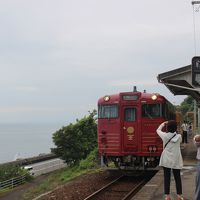 ぐるり四国�  観光列車「伊予灘ものがたり」