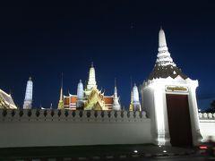 お散歩バンコク、5泊6日ケチケチひとり旅 3日目 ヤワラートからアソーク行ったり王宮周辺の夜とか歩きすぎ