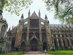 ロンドンGWぼっち旅10 ウェストミンスター寺院からバッキンガム宮殿