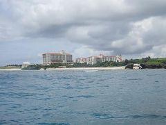 梅雨明けの沖縄へ(17)海人食堂でおいしい海の幸、そしてラストダイブはアリビラ沖合で