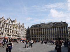 転職記念!?でヨーロッパ周遊 その15 ブリュッセルで一番美味しいフリッツを食べよう!と歩いた結果が3万歩(°0°)