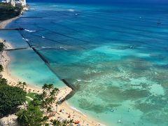 2018 懲りずにハワイへ 1日目 スタートは恒例の「ウルフギャング」から。