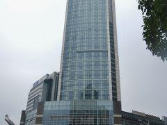 中国3泊目は上海シェラトンホテル