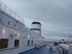 仙台から太平洋フェリーでインコと一緒に北海道行商旅。